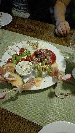 Kluesserath, Γερμανία: Weinschänke Weingut Rudemsmännchen