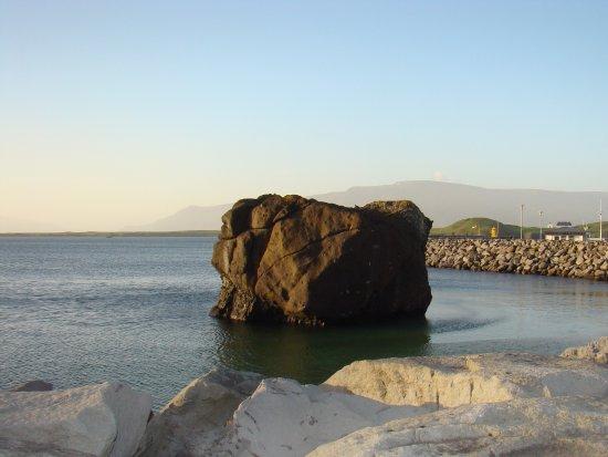 Reykir, Island: Lungomare
