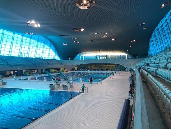 London Aquatics Centre What You Need To Know Tripadvisor