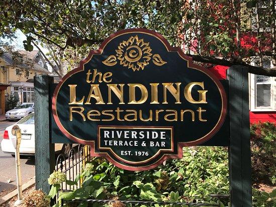 The Landing Restaurant New Hope Pa