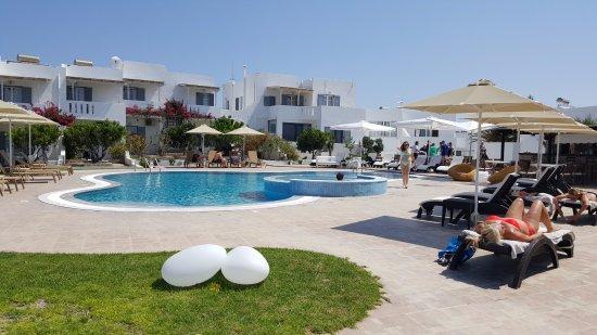 Santa Maria Village : wonderful pool area