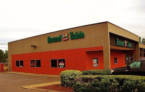 Round Table Pizza Portland Oregon.Round Table Pizza Portland 750 Ne 181st Ave Restaurant Reviews