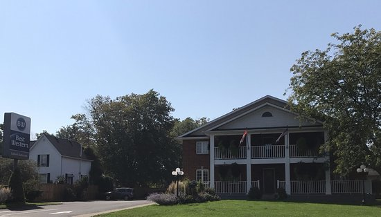 Best Western Colonel Butler Inn-bild