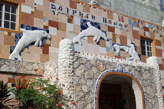 Alice Town, Bimini: Entrance
