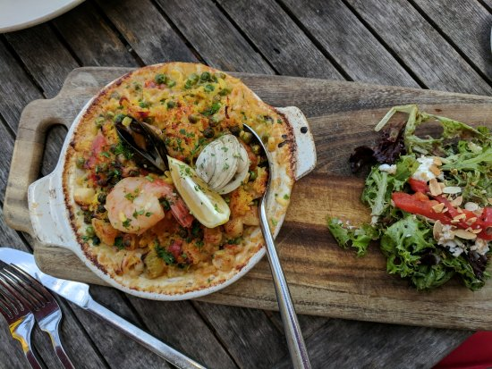 Leawood, KS: Personal paella