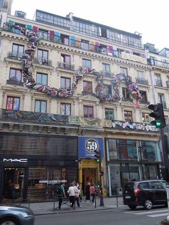 59 rue de rivoli paris france top tips before you go with photos tripadvisor. Black Bedroom Furniture Sets. Home Design Ideas