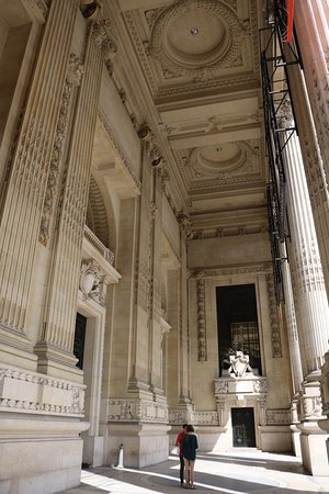 Grand Palais: Большой дворец