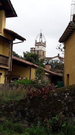 Santa María de la Asunción, en Novales