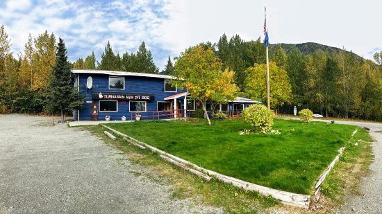 Indian, AK : Our New Location, the former Turnagain House