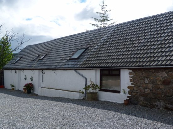Entrance - Picture of Broomhead Cottages, Dufftown - Tripadvisor