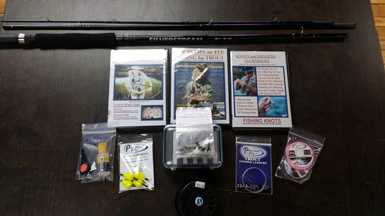 Norris, TN: Fly fishing starter kits