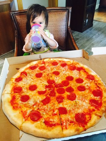 Auburn, NY: Nino's Pizzeria II