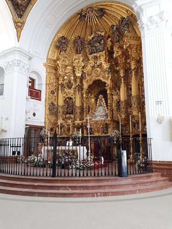Virgin of El Rocio 사진