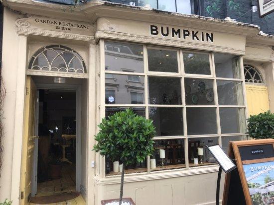 Bumpkin Restaurant London Tripadvisor