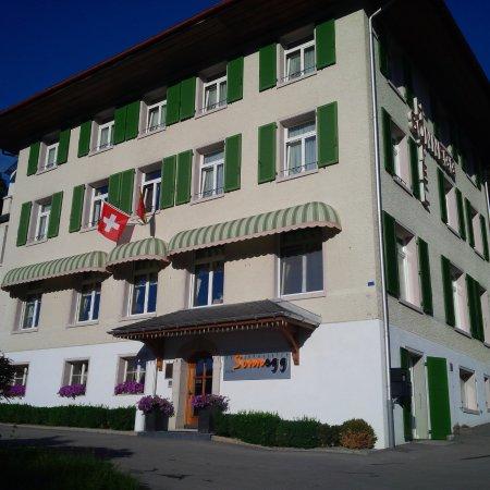Zweisimmen, Suíça: Classic Swiss Hotel