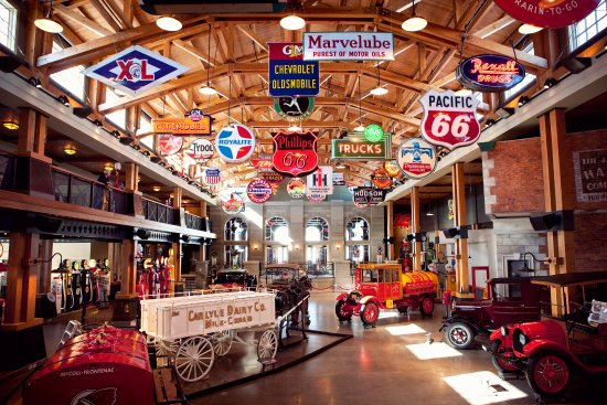 Gasoline Alley Museum
