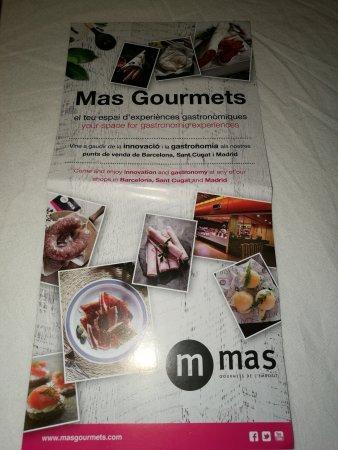 Mas Gourmets Barcelona Les Corts Restaurant Reviews Photos