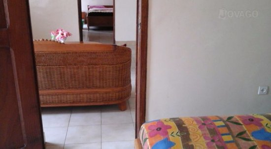 Boma, สาธารณรัฐประชาธิปไตยคองโก: One of the bedrooms/ Une des chambres