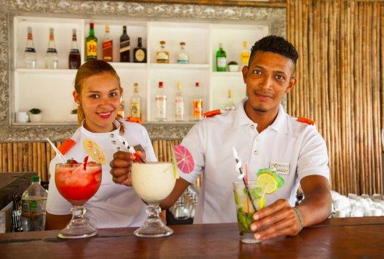 Le Cameleon Boutique Hotel: Noa Beach Club