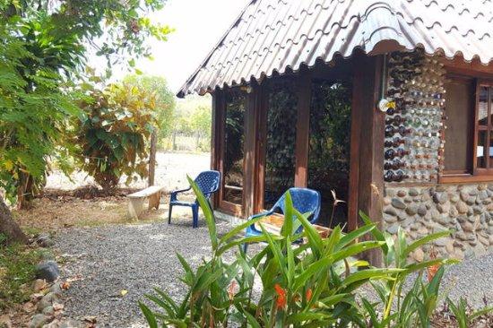 Лас-Лахас, Панама: Glass cottage