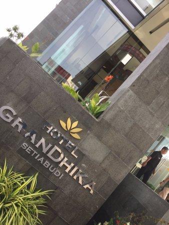 Logo Hotel Grandhika Medan Picture Of Hotel Grandhika Setiabudi Medan Tripadvisor