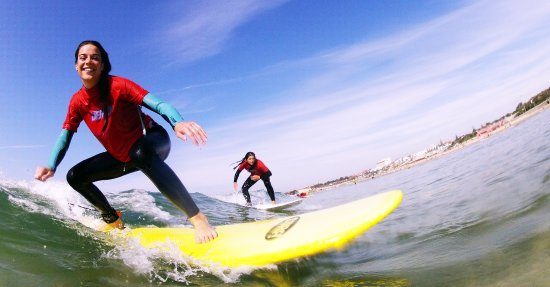 Carcavelos, Portugal: Surf Lesson