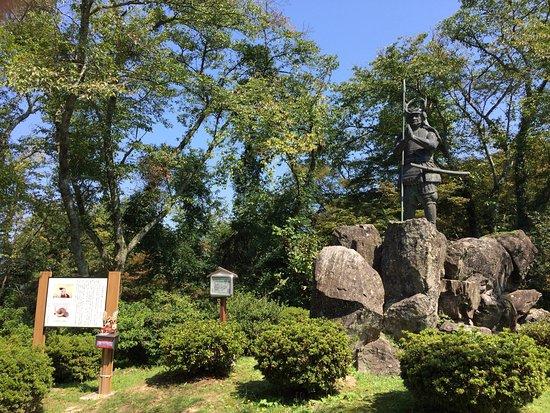 Gassan Toda castle: photo4.jpg