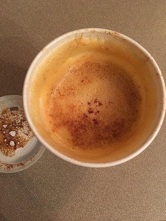New Iberia, LA: 🍂🍁🦉☕️ pumpkin spice chai latte