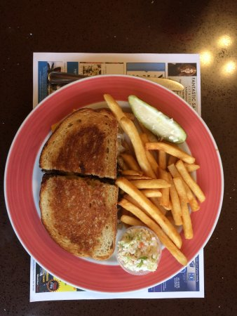 Red Hut Diner: Patty Melt