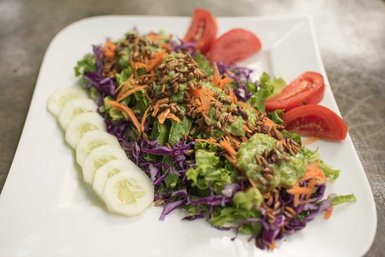 Cabuya, Costa Rica: Special Jenny's house salad