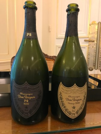 Moet et Chandon Champagne Cellars: ドンペリニオン2006&ドンペリニオンP2