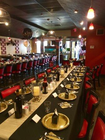 Georges Restaurant Cambridge Menu