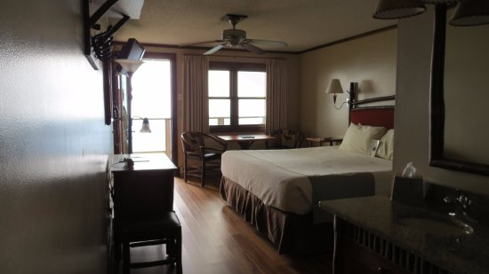 Pisgah Inn: Fresh, clean and comfortable