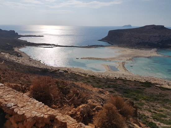 Kaliviani, Greece: Balos Beach