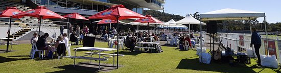Wyong, Australia: Our general admission lawns