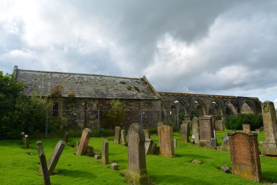 "Lanark, UK: ""Old"" St. Kentigern's Church"