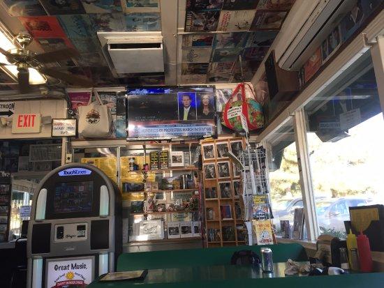Mariposa, Califórnia: Happy Burger
