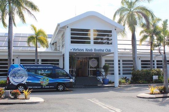 Yorkeys Knob, ออสเตรเลีย: The club entrance