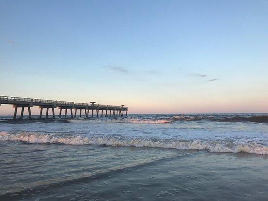 Jacksonville Beach Fishing Pier Aktuelle 2018 Lohnt Es
