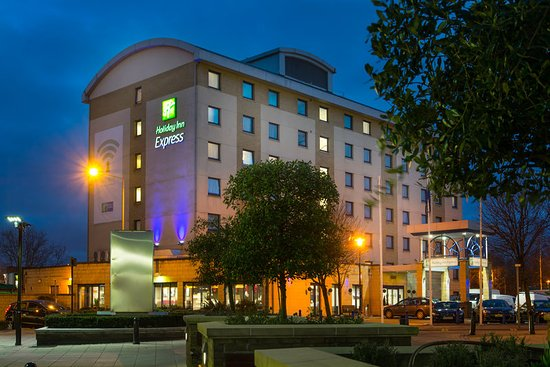 Holiday Inn Express London Wandsworth: Our hotel provides affordable accommodation in the capital!