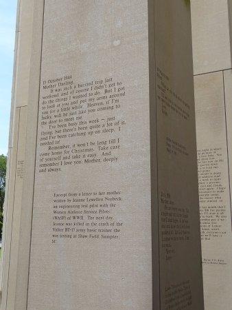 Bartholomew County Veteran's Memorial: Veteran's Memorial