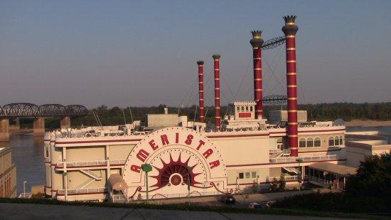 Peachy From The Road Picture Of Ameristar Casino Vicksburg Interior Design Ideas Jittwwsoteloinfo