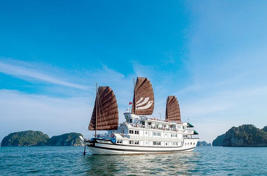 Halong Bay Tour with Hanoi Transfer...