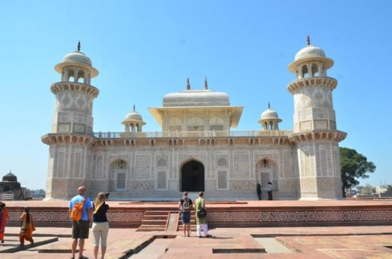 Agra Photography Tour with Taj Mahal...