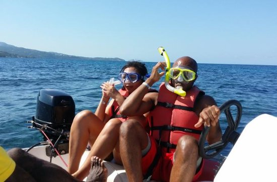 Montego Bay Self-Drive Mini Boat...