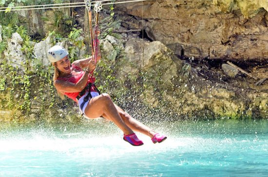 Full-Day Bavaro Adventure Park Pakker...