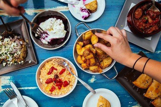 Tour gastronomico di Atene