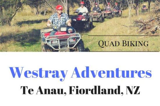 Westray Adventures - Quad Bikes