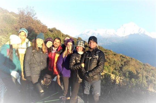 Ganztägiger Shivapuri-Trek von...