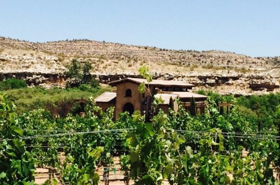 THE TERRIOR OF THE VERDE VALLEY WINE...